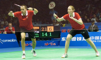 Local pair beat World No.1 @archives