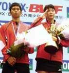 Indonesian dominate Mix'd Doubles
