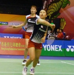 Shizuka/Mami is No.1 seed in SS Finals