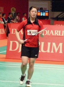As a foreign player in Indonesian club
