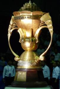 SudirmanCup is just around the corner