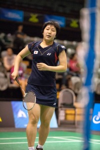 Akane YAMAGUCHI~photo courtesy of SKYCITY New Zealand Badminton Open