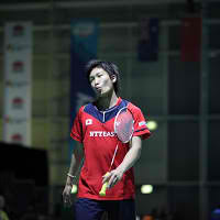 Kento MOMOTA ~photo courtesy of Australian Badminton Open