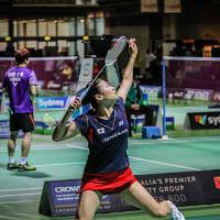 Reika KAKIIWA ~photo courtesy of Australian Badminton Open