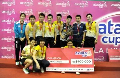 Axiata champion Malaysia~photo courtesy of