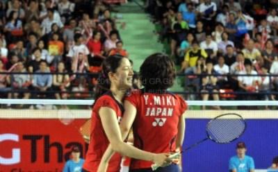 Koharu YONEMOTO / Yuriko MIKI ~photo courtesy of Edwin Leung
