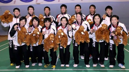 Team Japan Junior