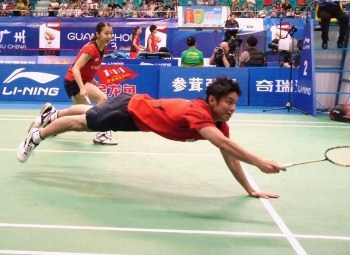 Misaki/Kenichi played against World No.2