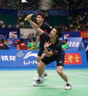 HAYAKAWA/ENDO is ready to face the defending champion