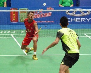 LIN Dan v CHEN Long