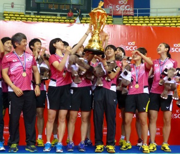 It's 2nd time for Korea to bring home World Junior Team title