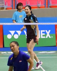 Aya in QF