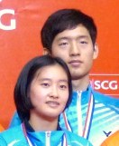Korean pair