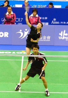 Arisa HIGASHINO / Yuta WATANABE