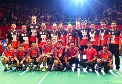Men's finalists