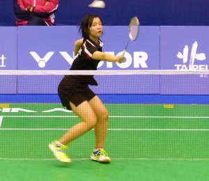 Natsuki NIDAIRA : Asia Youth U17 champion