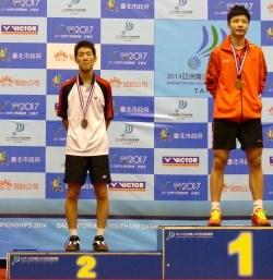 Runner-up Kanta