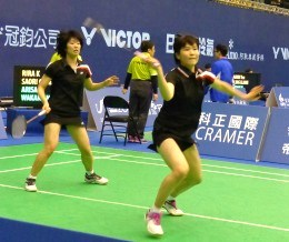 Saori OZAKI / Rira KAWASHIMA