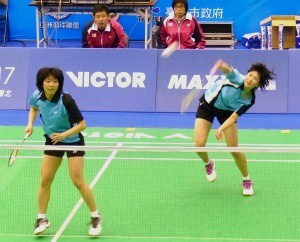 Unseeded Sara / Rira secured medal after defeating No.2 seeded Thai pair