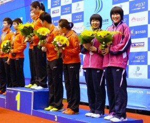 WD medalists