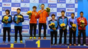 XD medalists