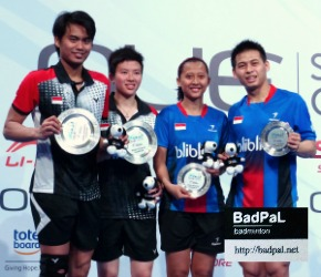 Indonesian pairs