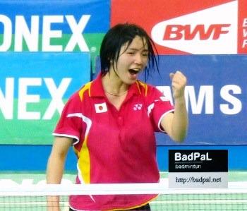 Natuski : the youngest Japanese quarter-finalist