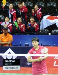 Team Japan(W)