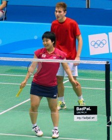 Akane and SARSIEKIENOV lost to a pair of