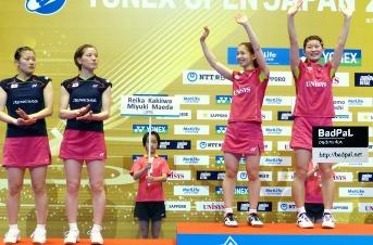 Japan Open SS 2014