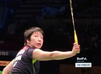 Akane defeated World No.2 Chinese @archives