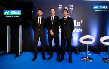 Three legends