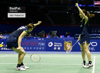 World No.1 pair still learned a lot from this match