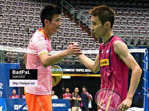 CHEN Long beat ChongWei