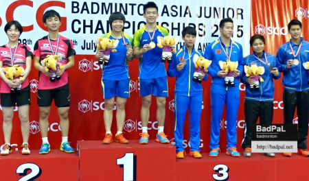 MIXd Medalists