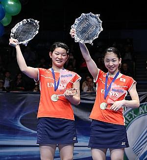 Ayaka and Misaki