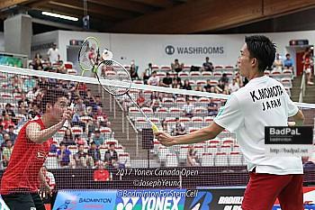 Kanta regains 1st spot in Japan, Kento restarts at 282nd in the World