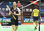 Only Saena reaches final in Taipei from Japan