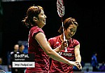 Saena and Ayako/Yukiko make finals to meet No.1 seeds at NZ Open