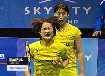 Japanese shuttlers not succeed in winning gold in Auckland for first time since 2009